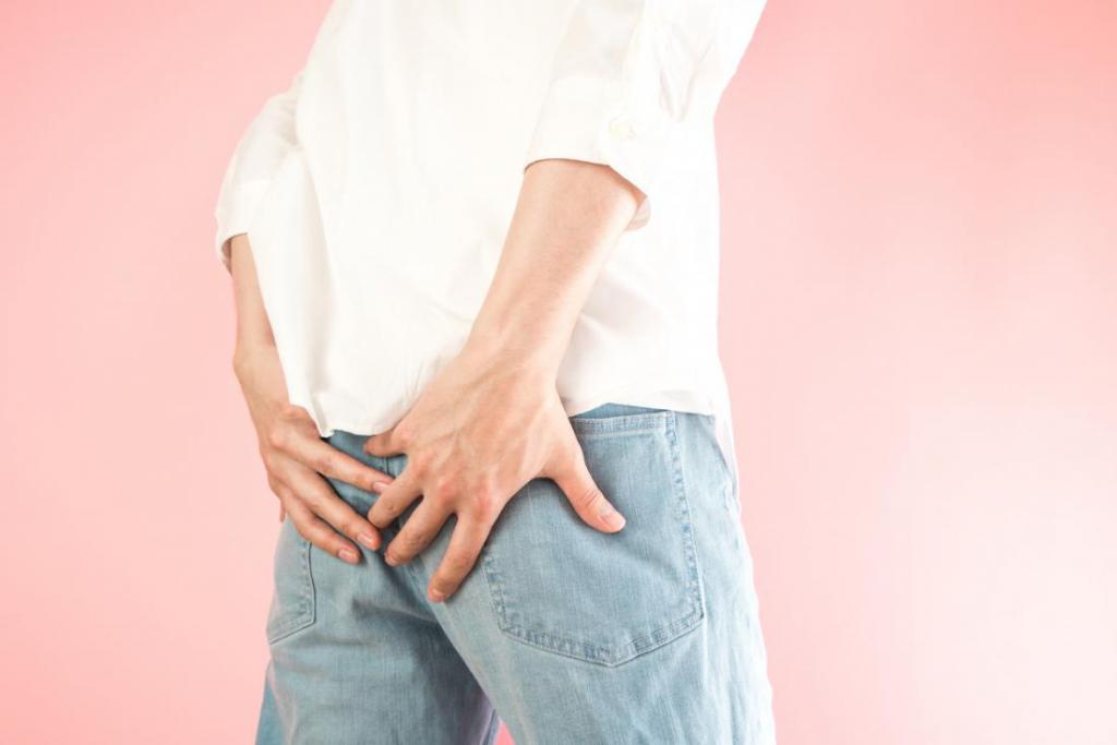 Чем снять боль в заднем проходе при простатите