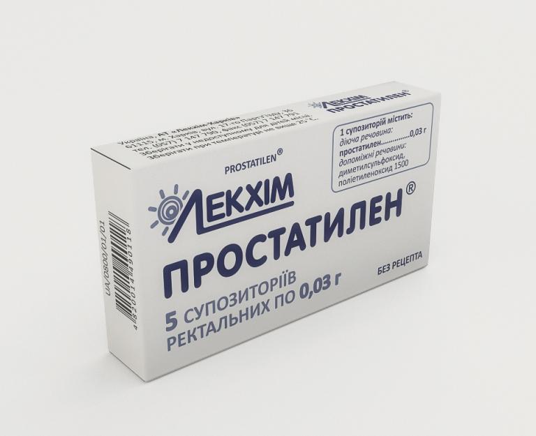 Простатилен при хроническом простатите таблетки от простатита омник цена