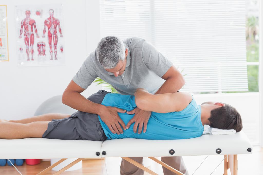 Болит нога от простатита простатит как определить