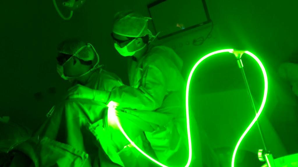 Применение лазера при простатите