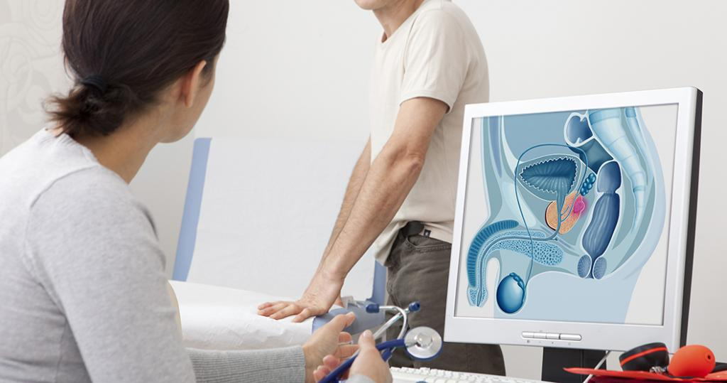 Медицина лечение аденома простатита какой морс пить от простатита