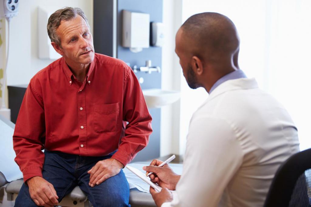 Курс лечения хронического простатита