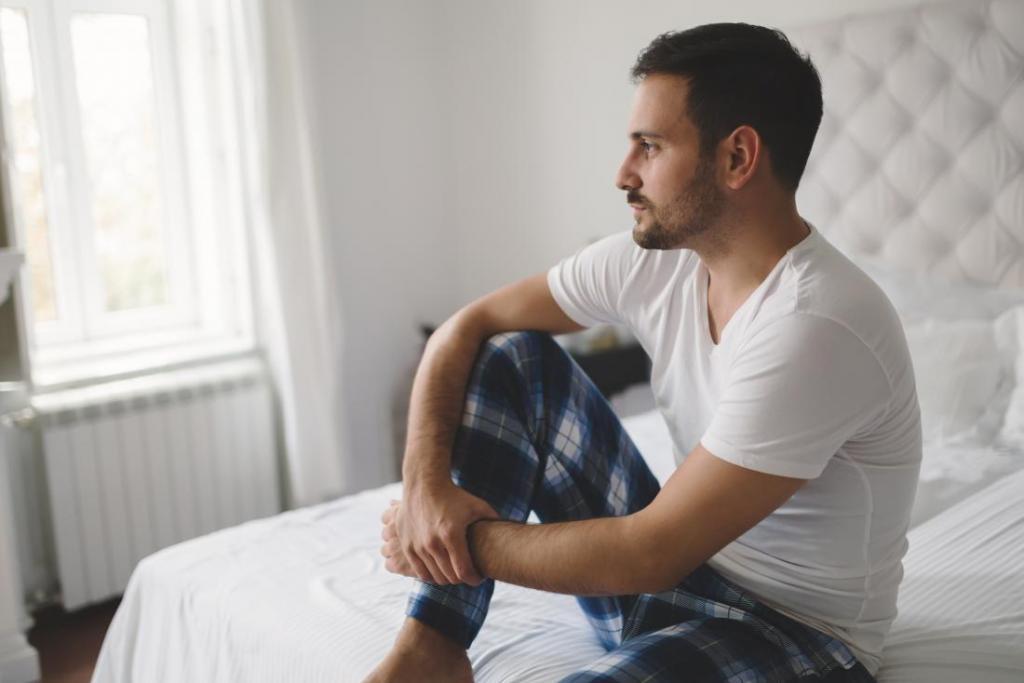 феназепам и потенция у мужчин